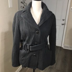 Kenneth Cole Reaction Coat XL Gray